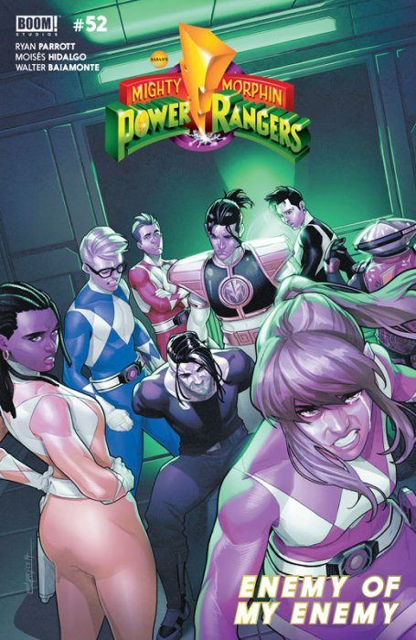 Mighty Morphin' Power Rangers #52