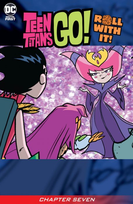 Teen Titans Go! Roll With It! #7