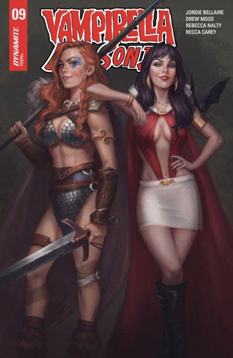 Vampirella - Red Sonja #9