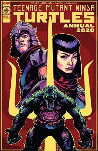 Teenage Mutant Ninja Turtles Annual 2020 #1