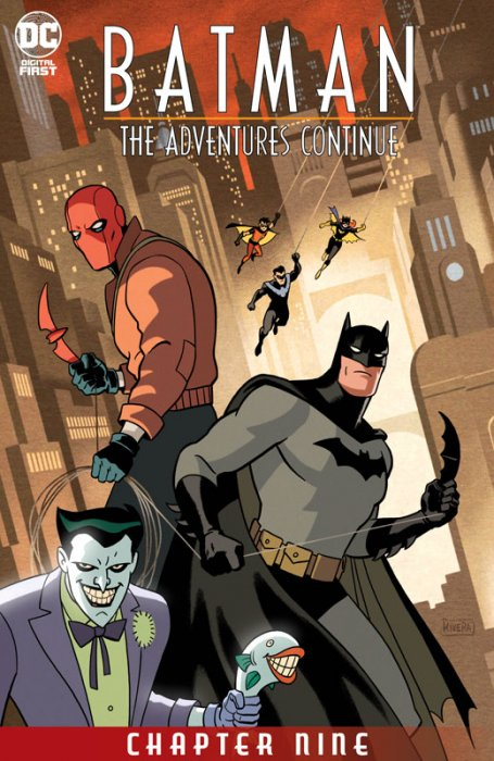 Batman - The Adventures Continue #9
