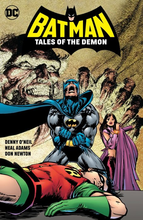 Batman - Tales of the Demon #1 - HC