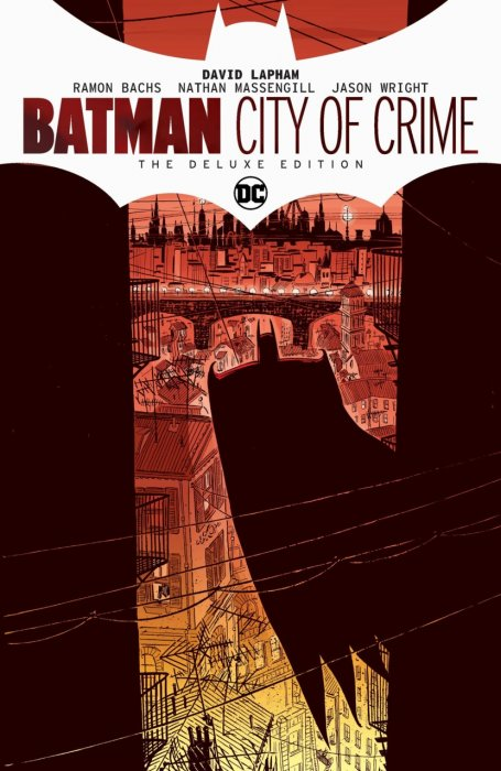 Batman - City of Crime - The Deluxe Edition #1 - HC
