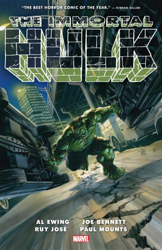 Immortal Hulk Book 1