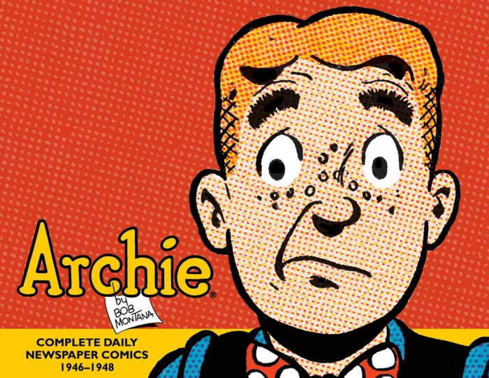 Archie - The Complete Newspaper Comics #1 - 1946-1948