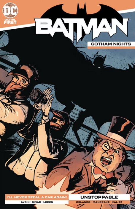 Batman - Gotham Nights #16