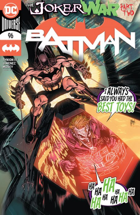 Batman Vol.3 #96