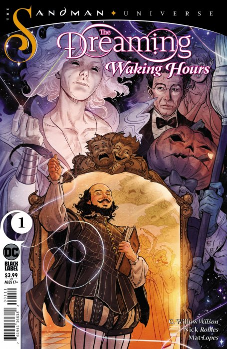 The Dreaming - Waking Hours #1