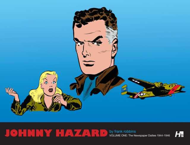 Johnny Hazard Vol.1 - The Newspaper Dailies