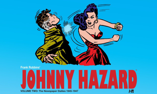 Johnny Hazard Vol.2 - The Newspaper Dailies