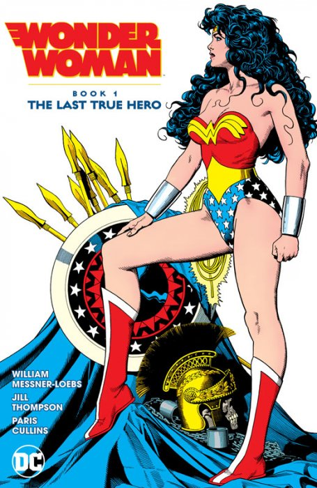 Wonder Woman - Book 1 - The Last True Hero