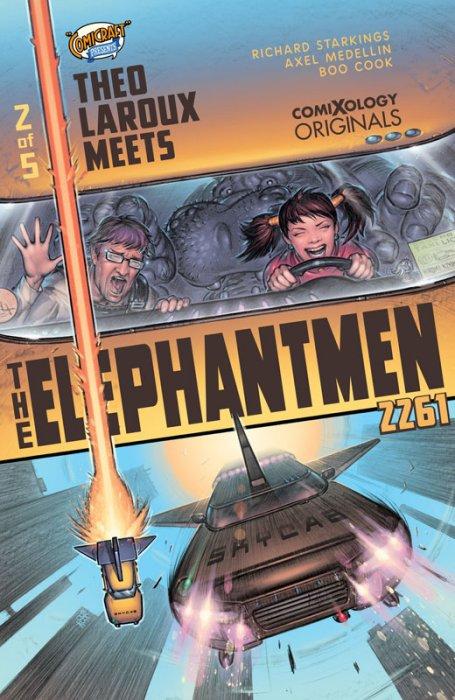 Elephantmen - Theo Laroux Meets the Elephantmen! #2