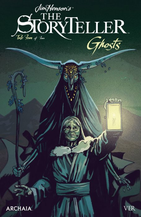 Jim Henson's The Storyteller - Ghosts #4