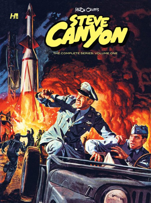 Milton Caniff's Steve Canyon - The Complete Series Vol.1