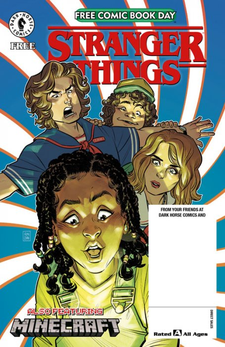 Free Comic Book Day 2020 - All Ages #1
