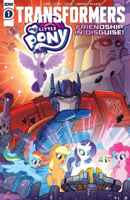 My Little Pony - Transformers #1