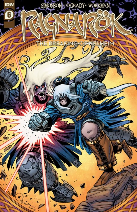 Ragnarök - The Breaking of Helheim #6