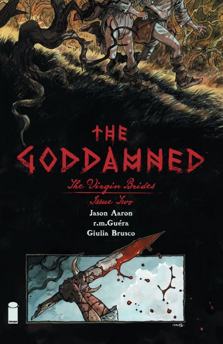 The Goddamned - The Virgin Brides #2