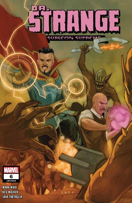 Dr. Strange - Surgeon Supreme #6