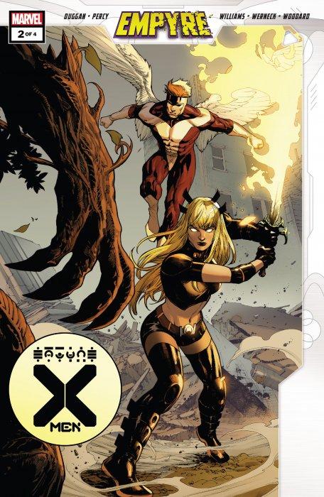 Empyre - X-Men #2