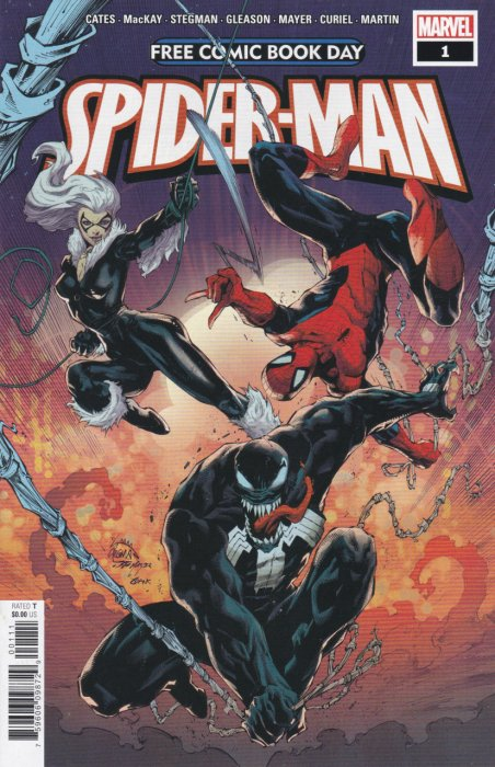 Free Comic Book Day 2020 (Spider-Man-Venom) #1