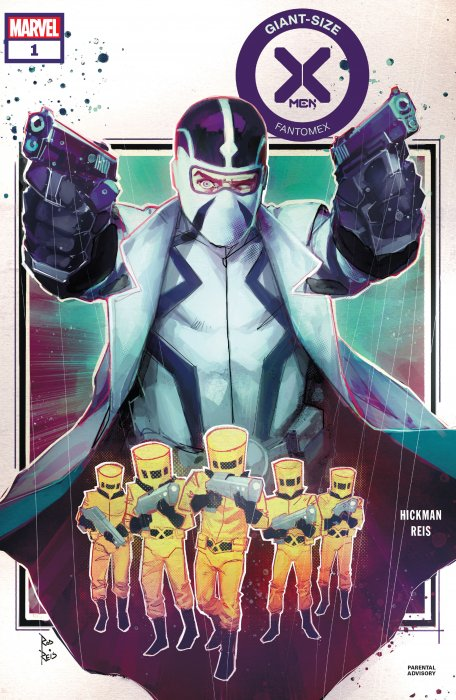 Giant-Size X-Men - Fantomex #1