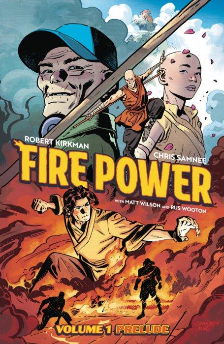 Fire Power Vol.1 - Prelude