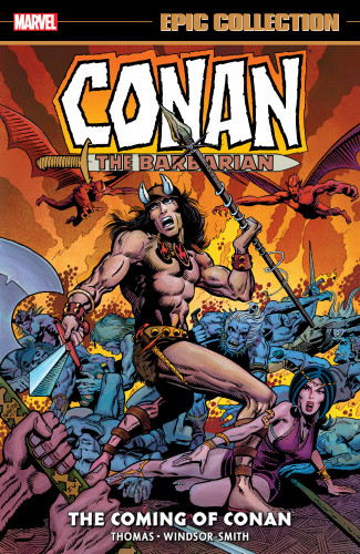 Conan the Barbarian - The Original Marvel Years Epic Collection Vol.1 - The Coming of Conan