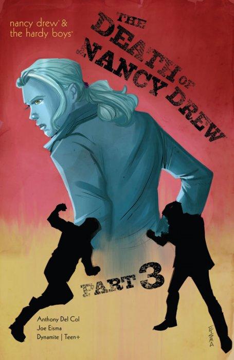 Nancy Drew - The Death of Nancy Drew #3