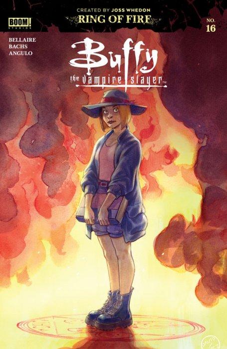 Buffy the Vampire Slayer #16