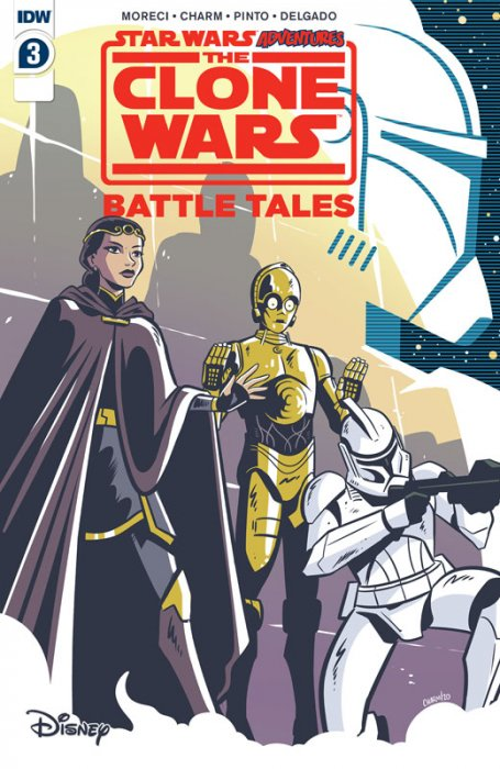 Star Wars Adventures - Clone Wars #3