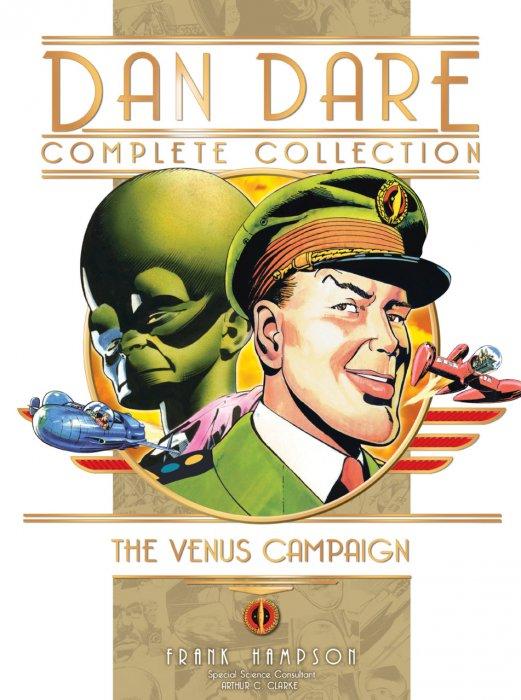 Dan Dare - The Complete Collection Vol.1 - The Venus Campaign