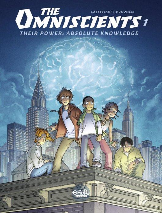 The Omniscients #1 - Phenomena