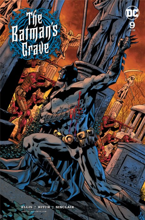 The Batman's Grave #9