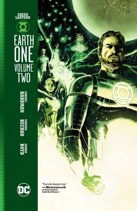 Green Lantern - Earth One Vol.2