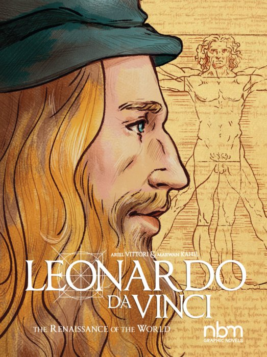 Leonardo Da Vinci - The Renaissance of the World #1 - GN