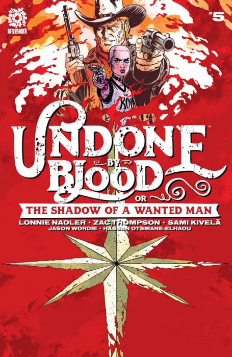 Undone By Blood #5
