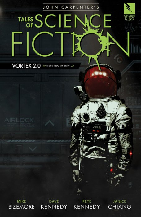 John Carpenter's Tales of Science Fiction - Vortex 2.0 #2