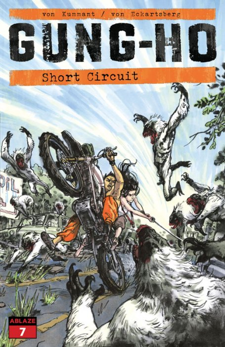 Gung-Ho #7 - Short Circuit