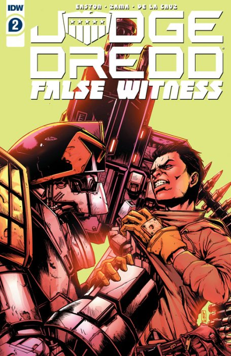 Judge Dredd - False Witness #2