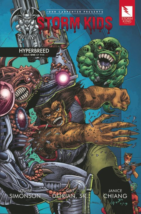 John Carpenter Presents Storm Kids - Hyperbreed #1