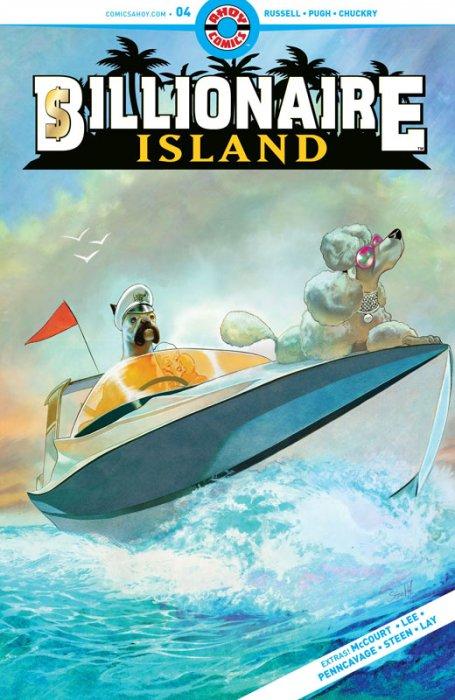 Billionaire Island #4