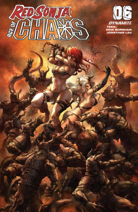 Red Sonja - Age of Chaos #6