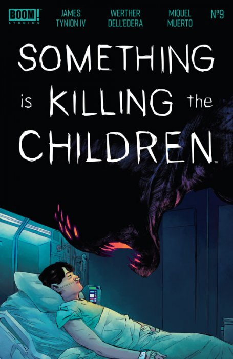 Something is Killing the Children #9