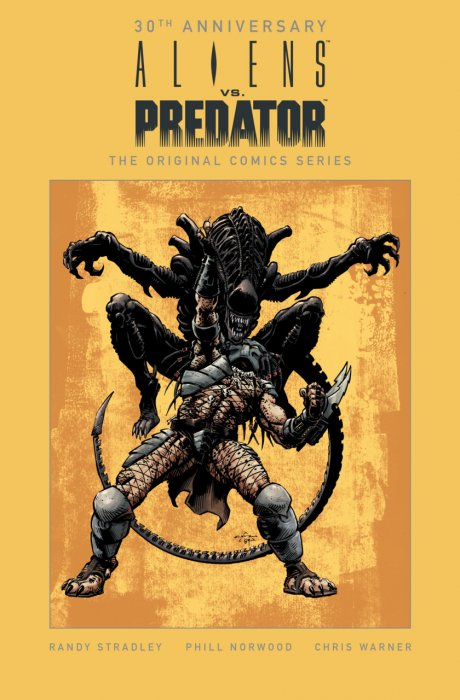 Aliens vs. Predator 30th Anniversary - The Original Comics Series #1 - HC