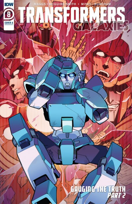 Transformers - Galaxies #8