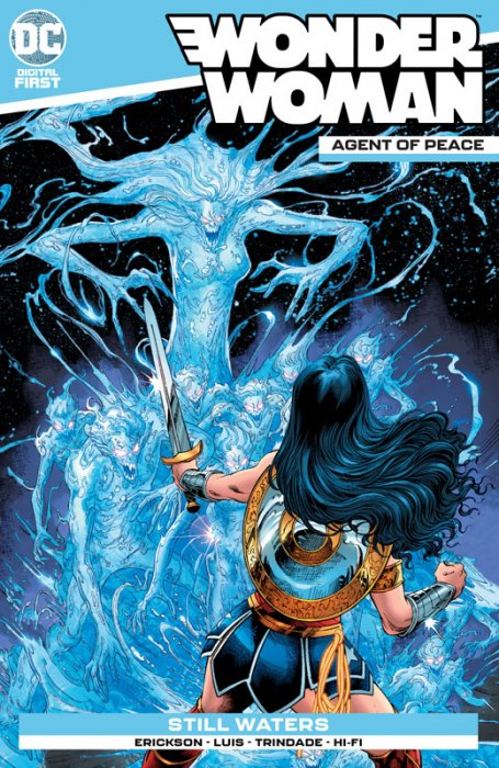 Wonder Woman - Agent of Peace #12