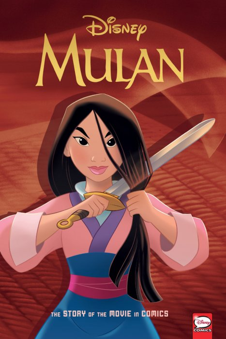 Disney Mulan - The Story of the Movie in Comics #1 - GN