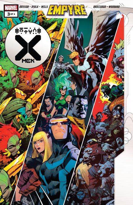 Empyre - X-Men #3