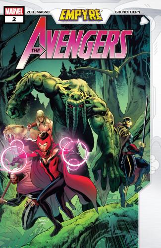 Empyre - Avengers #2